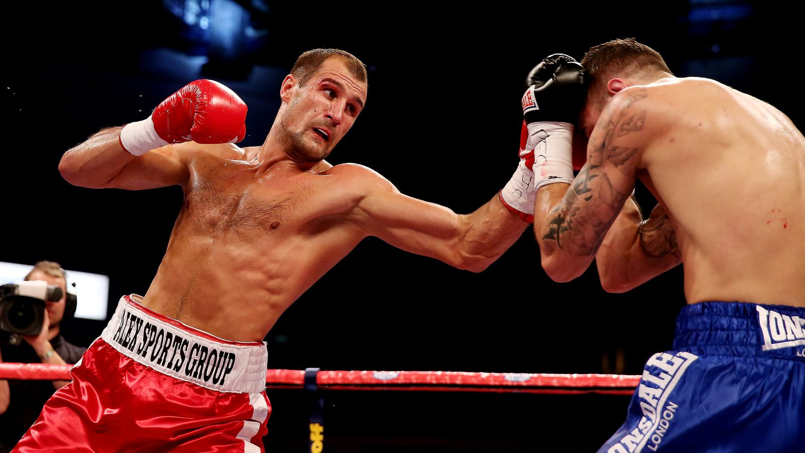 Boxing betting: Kovalev opens as firm favorite against ...