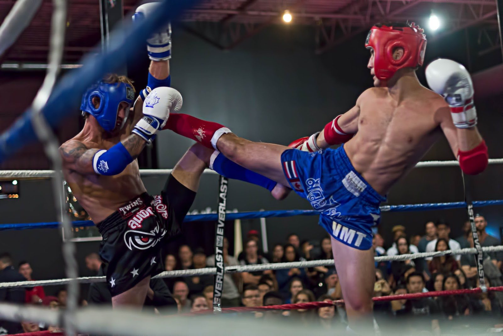 Outdoor Jay: Photography Challenge - Shooting Boxing Match